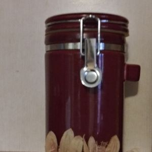 Vintage Ceramic Coffee Canister